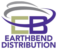 EarthBend Distribution Retina Logo